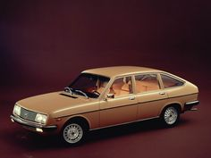 #Lancia Beta 1975-1979 #italiandesign