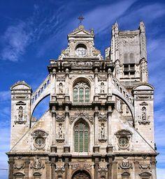 St. Pierre en Vallée,Auxerre - Bourgogne - France.