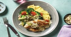 Hello Fresh: Creamy Leek & Mustard Chicken recipe - An Instant On The Lips Chicken Mashed Potatoes, Creamy Mustard Sauce, Red Pesto, Cooking Cream, Hello Fresh Recipes, Chicken Steak, Mustard Chicken, Most Popular Recipes, Creamy Chicken