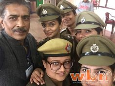 Jai Gangaajal Impresses at National Conference Of Women In Police, Prakash Jha Poses with Lady Cops for Selfies; Read more: http://www.washingtonbanglaradio.com/content/jai-gangaajal-impresses-national-conference-women-police-prakash-jha-poses-lady-cops-selfies#ixzz3wa3yD2BW  Via Washington Bangla Radio®  Follow us: @tollywood_CCU on Twitter #jaigangaajal #prakashjha #priyankachopra