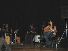 PROJETO SEGUNDA ABERTA | ABERTURA DO SHOW DA CRISTIANE PERNÉ COM DIOGO FELIPE NA GUITARRA.  https://myspace.com/libertalia2008/music/songs