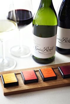 what could be better than Spice Route wines AND chocolate?