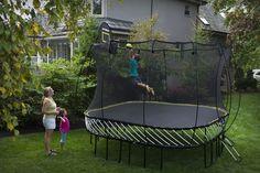 World's Safest Trampoline | Springfree Trampoline | Outdoor Trampolines | Safest Trampoline