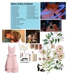 """Disney 5. Favorite kiss"" by mveltmuisenco on Polyvore featuring mode, Disney, Boohoo, Red Herring, Stila, tarte en Allurez"