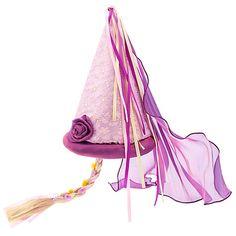 Princess Rapunzel Hat with Braid