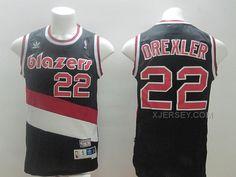 http://www.xjersey.com/blazers-22-drexler-black-hardwood-classics-swingman-jerseys.html Only$34.00 #BLAZERS 22 DREXLER BLACK HARDWOOD CLASSICS SWINGMAN JERSEYS #Free #Shipping!