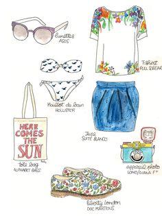 WishList Girl Summer '12 V.O.S.T magazine