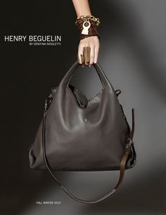 Love The Texture Campaign Look Book Henry Beguelin By Cristina Nicoletti Las Handbags