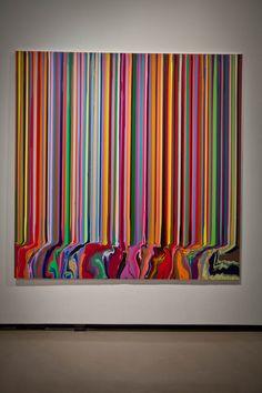 Ian Davenport, Color...
