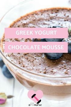 Chocolate mousse will always be the most tempting summer dessert! This recipe I am sharing with you is so satisfying that you'll want more without the guilt. #cleaneating #healthyrecipes #healthandfitness #fitness #health #cleaneating #desserts
