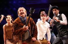 ★★★★ - Annie Get Your Gun review at Theatre at the Mill, Newtonabbey. A small cast does wonders as actors, dancers, singers and musicians in this authentic production.