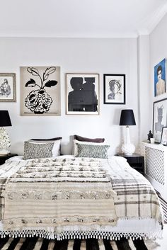 House Tour :: Malene Birger's Artful Home in London