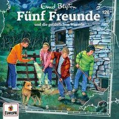 """Tim rezensiert diesmal das 125. Hörspielabenteuer der """"Fünf Freunde"""" """"Fünf Freunde und die gefährlichen Würzeln""""  http://talker-lounge.de/tim-rezensiert-fuenf-freunde-126-fuenf-freunde-und-die-gefaehrlichen-wurzeln  #talkerlounge #hörspiel #hoerspiel #podcast #rezension #europahörspiele #fuenffreunde"""