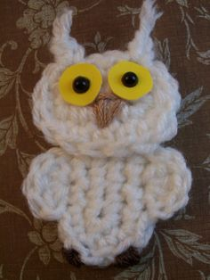 From Aura: Crochet Appliques ~ free pattern