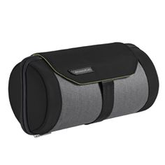 fc8b0cec3f0d Express Toiletry Kit at Groskopfs Fine Luggage and Gifts. Unique  cylindrical design maximizes interior capacity