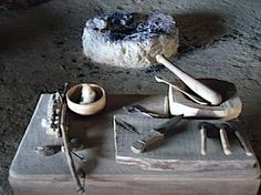 Iron Age cooking utensils