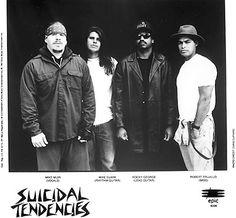 Suicidal Tendencies - 1992