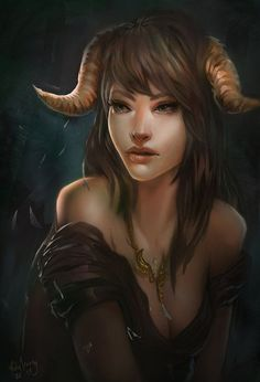 Risultati immagini per Tiefling red hair fantasy Dungeons And Dragons Characters, Dnd Characters, Fantasy Characters, Female Characters, Disney Characters, Special Characters, Character Portraits, Character Art, Character Design
