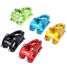 New #aluminum #alloy cnc 31 mtb mountain bike #bicycle cycling handlebar stem 606, View more on the LINK: http://www.zeppy.io/product/gb/2/311424973562/