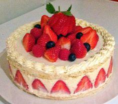 Berry berry berry! Berry Berry, Berries, Cheesecake, Menu, Sweet, Desserts, House, Food, Cheesecake Cake