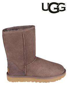 UGG   Classic Short   Ankle boots   Grey   MONFRANCE Webshop