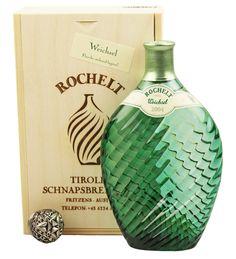Rochelt Weichsel Edelbrand Orange, Vodka Bottle, Alcohol, Packaging, Drinks, Design, Berries, Flasks, Pictures