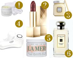 Holiday Gift Guide Beauty Edition -- some goodies...