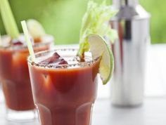 12 Great Low-Carb Cocktail Recipes: Bloody Mary