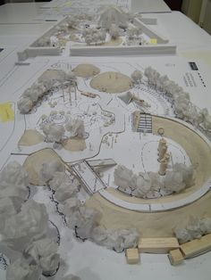 Davies White - Landscape Architects Kingston, Surrey, London. Playground designers, Garden design, Tree houses, Planting design