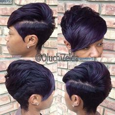 Cut And Color Rocks! - http://community.blackhairinformation.com/hairstyle-gallery/short-haircuts/cut-color-rocks/