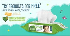 Hurry! Get FREE Seventh Generation Free & Clear Baby Wipes! Scores, Sensitive Skin, Little Ones, How To Apply, Free Stuff, Coupons, Baby, Mom, Coupon