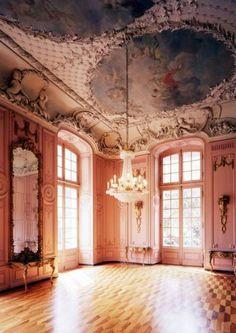 #Schloss #Benrath, #Dusseldorf