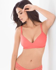 Soma Intimates Wireless Bra