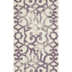 Feizy Lorrain Violet Rug & Reviews | Wayfair