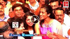 Pinarayi Vijayan boycott the fecilitation function for PV Sindhu and Sakshi Malik