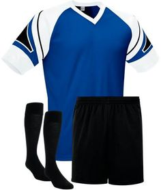 Vegas Soccer Package. Available in 21 colors, great Soccer Uniform Package for your team, club or league.