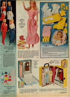 1974 Advertisement Doll Barbie Sweet Sixteen Babysitter Italy Furga Miriam Alina   eBay
