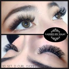 Beautiful fluffy 4D lashes ! ✨✨✨✨✨✨✨✨✨✨✨✨Round eye D Curl, 0.10mm, 11-15mm
