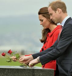 April 2014 - The Duke and Duchess of Cambridge visit Christchurch, New Zealand