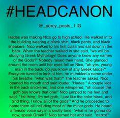 Nico di Angelo Headcanon >>> ACCEPTED X 10 <<< HAHA U GO NICO NOW I NEED TO KILL UR CLASSMATES