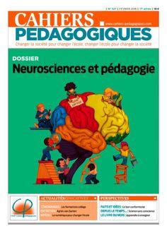 Neurosciences et pédagogie - La librairie des Cahiers pédagogiques