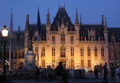 Brugge Belgium - had the best chocolate!