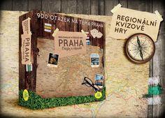 Praha - 900 otázek ze čtyř vědomostních okruhů o hlavním městě Office Supplies, Praha, Home Decor, Decoration Home, Room Decor, Home Interior Design, Home Decoration, Interior Design