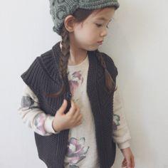 Chouette Isabelle Knit Vest (2C)