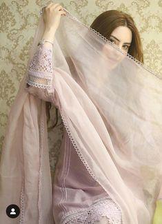 Simple Pakistani Dresses, Pakistani Suits, Cute Baby Girl Wallpaper, Beautiful Hijab, Girls Dpz, Embroidery Dress, My Wardrobe, Bridal Dresses, Kimono Top