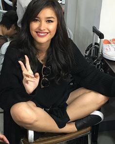 gudmwning ateh liza keep safe also ateh liza super duper beautiful m tlga Filipina Actress, Filipina Beauty, Liza Soberano, Beauty Magic, Brunette Beauty, Models, Cute Faces, Cute Girls, Pretty Girls