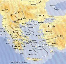 11.Hélade es el endónimo con el que identificaban su región los antiguos griegos. Grecia continental (el centro de Tesalia), habitada por el pueblo de los helenos y luego se ampliaría para dar su nombre a todo el país. En la actualidad, se utiliza ocasionalmente para referirse a la República Helénica, más comúnmente denominada Grecia.