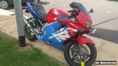 Honda CBR 600 F4 1999 Fx #honda #cbr #forsale #unitedkingdom
