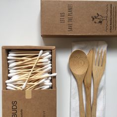 Zero Waste Kit Wooden Fork, Coconut Bowl, Cotton Swab, Reusable Bags, Smoothie Bowl, Sustainable Living, Zero Waste, Biodegradable Products, Kit