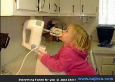 hahaha hope its at least unplugged Funny Baby Images, Funny Pictures For Kids, Safety Pictures, American Funny Videos, Funny Cat Videos, Funny Babies, Funny Kids, Justin Bieber Jokes, Best Funny Photos